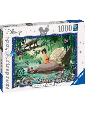Puzzle El Libro de la Selva (1000 piezas) Disney