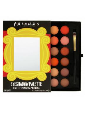 Paleta de sombras en marco Friends