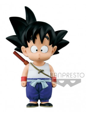 Figura Son Goku Dragon Ball Banpresto 14 cm