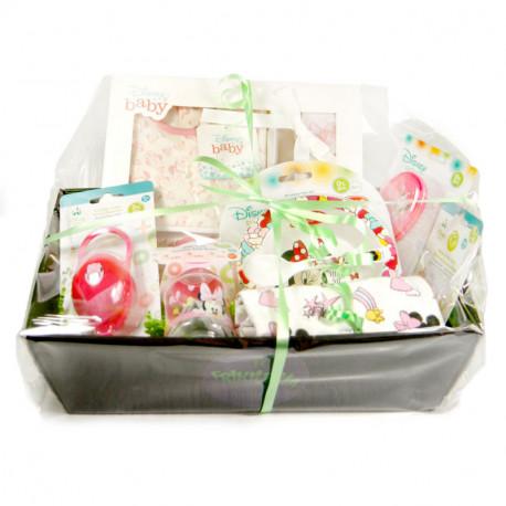 Caja sorpresa bebé niña