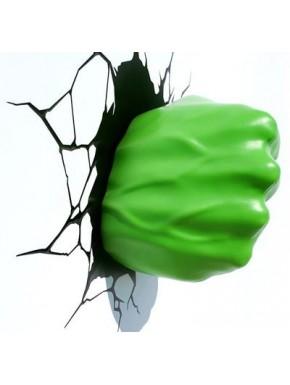 Lampara de Pared Hulk Marvel