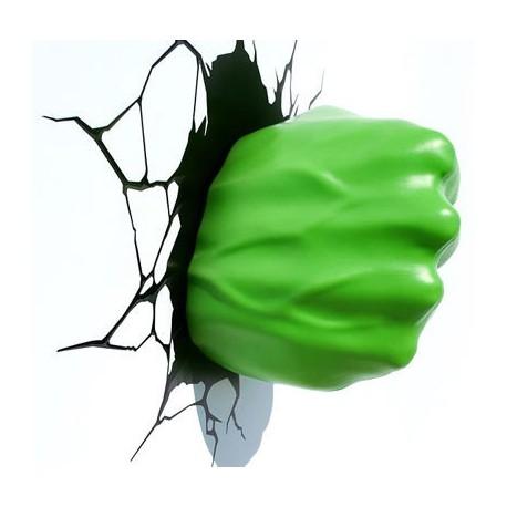 Lampara de pared hulk pu o por solo - Minecraft boquete ...