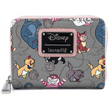 Cartera Gatos de Disney Loungefly
