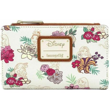 Cartera floral Disney