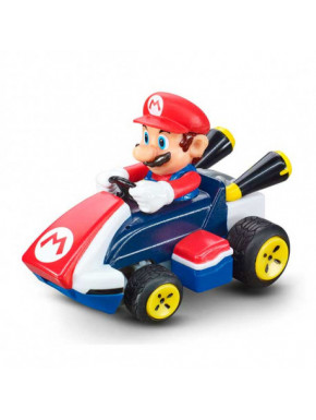 Mini coche Radio control Super Mario