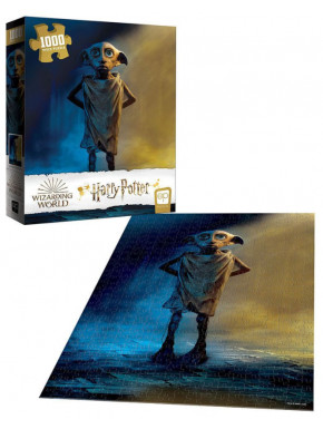 Puzzle 1000 piezas Harry Potter Dobby
