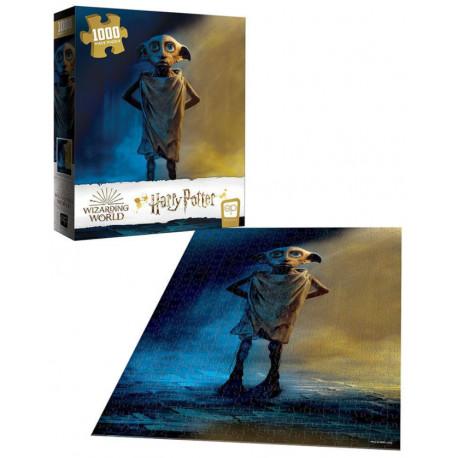 Puzzle 1000 piezas Harry Potter Dobby