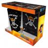 Set de regalo One Piece Vaso + Libreta + Pin