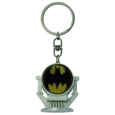 Llavero 3D Batseñal Batman con Luz