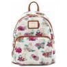 Bolso mochila Loungefly Disney Floral
