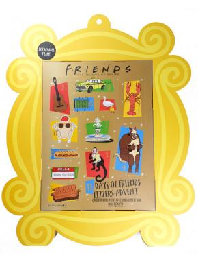 Calendario adviento Friends 12 baños