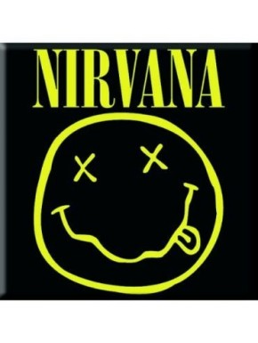 Iman Nevera Nirvana Smiley
