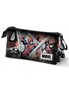 Estuche Triple Spiderman Marvel
