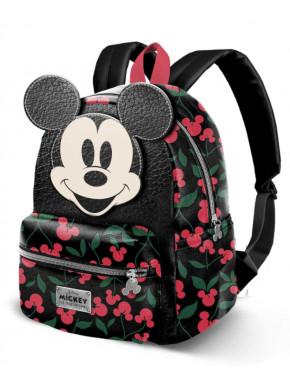 Bolso Mochila Cherry Mickey Disney