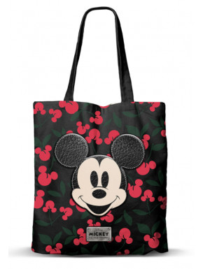 Bolso Shopping Cherry Mickey Disney