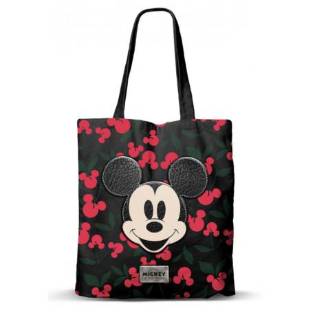 Bolso Shopping Cherry Mickey Disney