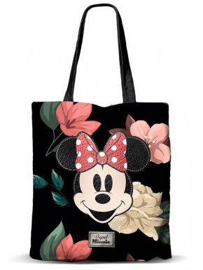 Bolsa de Tela Minnie Mouse Disney Bloom