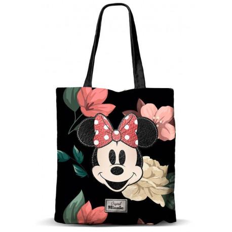 Bolso Shopping Bloom Minnie Disney