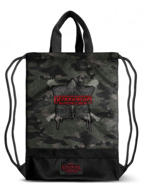 Mochila Saco Stranger Things Hunting
