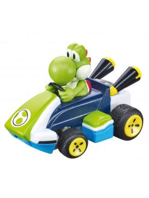 Mini coche Radio control Yoshi Super Mario