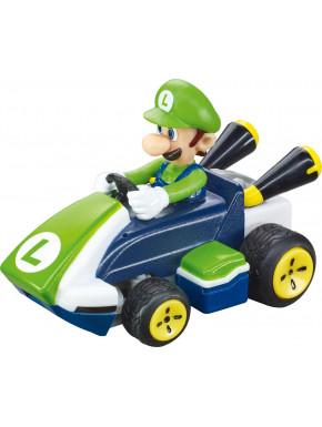 Mini coche Radio control Luigi Super Mario