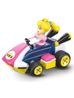 Mini coche Radio control Peach Super Mario