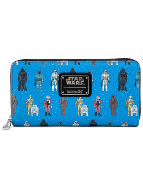 Cartera STAR WARS ACTION