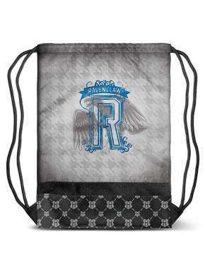 Mochila saco Harry Potter Ravenclaw Quidditch
