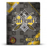 Carpeta con goma Hufflepuff Quidditch Harry Potter
