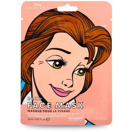 Mascarilla Bella La Bella y La Bestia Disney