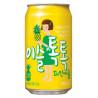 Refresco de Soju coreano sabor piña