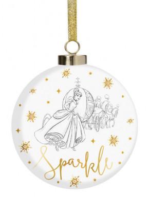 Adorno navideño La Cenicienta Sparkle