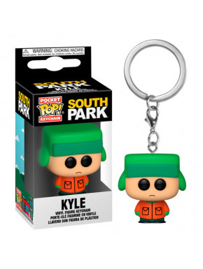 South Park Llaveros Pocket POP! Vinyl Kyle 4 cm Expositor (12)