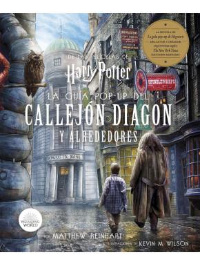 La Guía POP-UP del Callejón Diagon