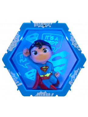 Figura Wow POD Superman con luz