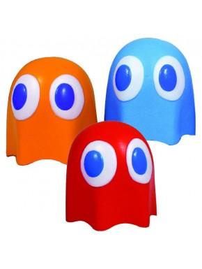 Bolas antiestres Pac-Man fantasmas