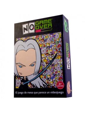 No Game Over juego de cartas