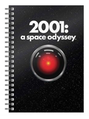 Libreta Cuaderno A5 2001: Una odisea del espacio