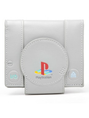Cartera cuero Play Station sony