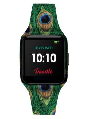 Smartwatch Doodle Nature