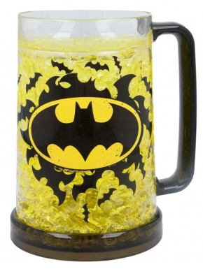 Jarra Batman Logo Congelable