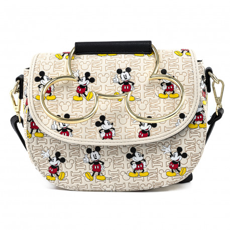 Bolso Mickey gold Loungefly Disney