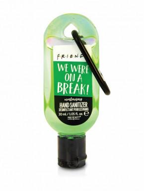Higienizador friends ON A BREAK verde