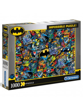 Impossible Puzzle Batman (1000 piezas)