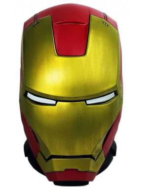 Hucha busto IRON MAN Marvel