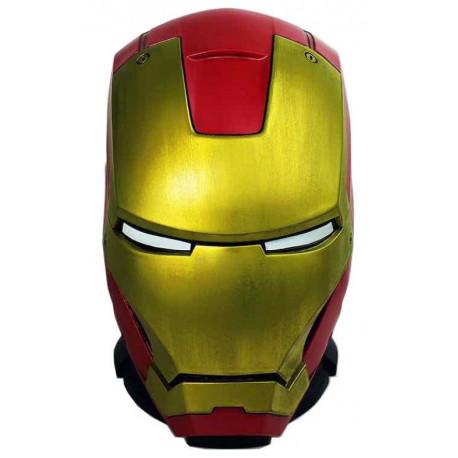Hucha busto IRON MAN Marvel