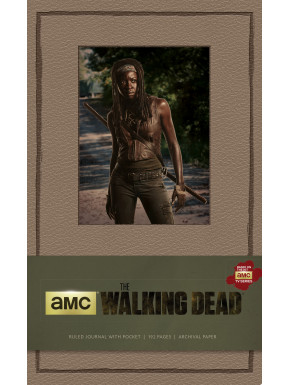 The Walking Dead Libreta Michonne