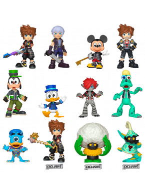 Mystery Minis Disney Kingdom Hearts 3 Exclusive