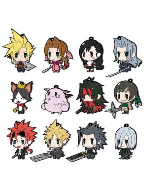 Final Fantasy Colgantes Caucho 7 cm Surtido FF VII Extended Edition (12)