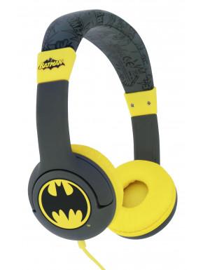 Auriculares Diadema Batman